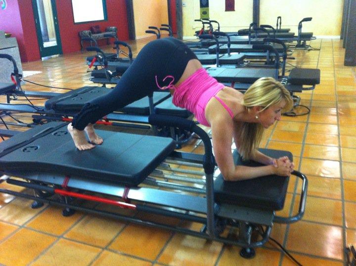 megaformer pilates machine